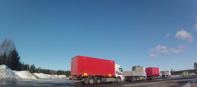 NAF Trafikksenter med 30 tunge enheter og 3,5 km bane er Norges største kjøretekniske anlegg