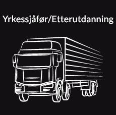Etterutdanning Yrkessjåfør (YSK 35 timer) høsten 2018 er nå klar